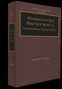 Linda Callahan DUI Practice Manual